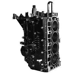 Mercury 4-Cylinder 4-Stroke 40-115HP 2000-2010