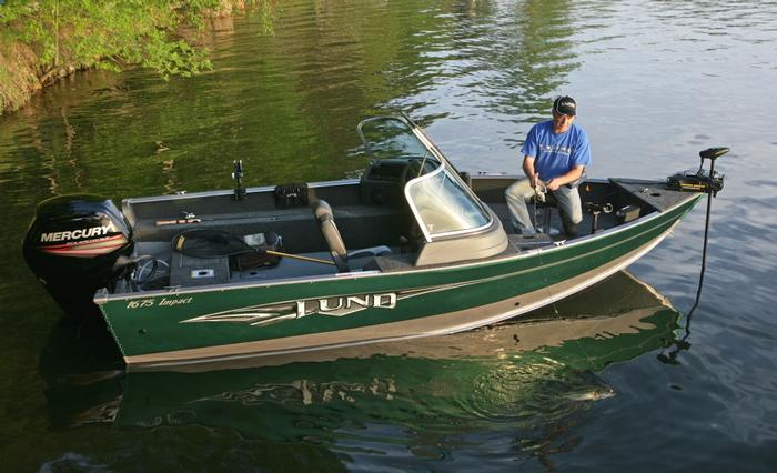 Lund Impact Series – Crowley Boats