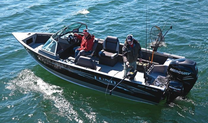 Lund Sport Angler Series – Crowley Boats