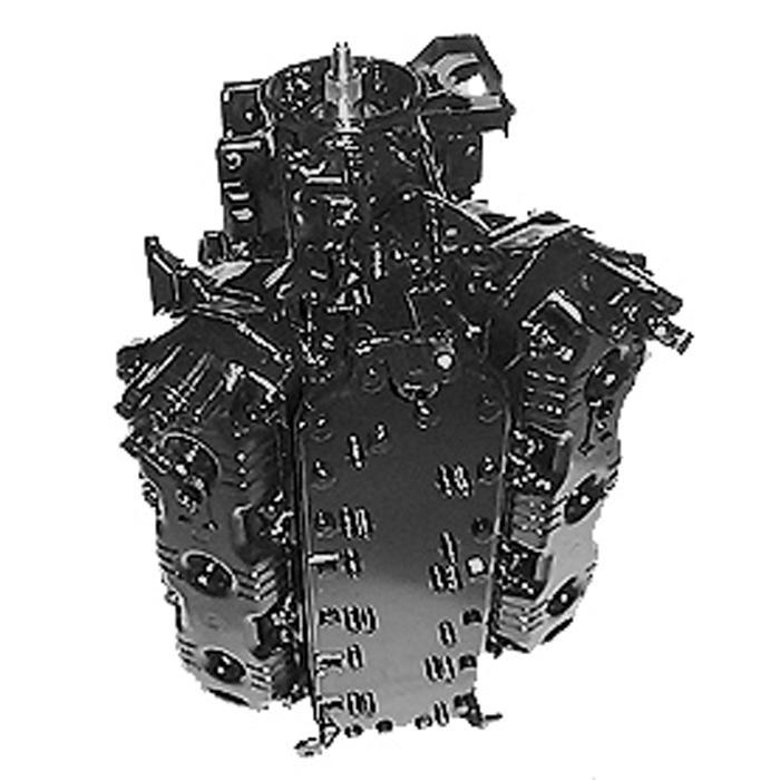 Mercury/Mariner V6 2.5L Carbureted & EFI 150-200HP 1991-2008