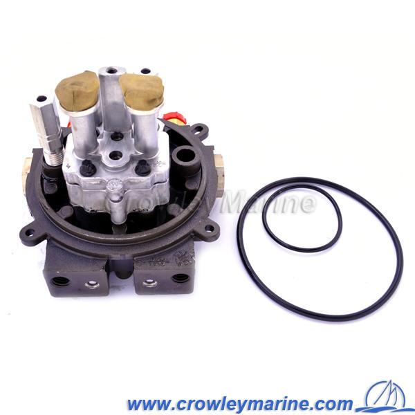 Hydraulic Pump Oildyne Pump Plastic Reservoir Section